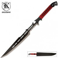 Red Guardian 28 Inch Sword with Sheath