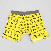 Positions Boxer Brief- Yellow