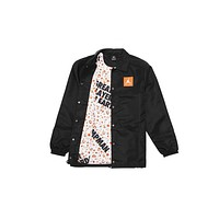 Jordan Sportswear Like Mike Coaches Jacket- Black