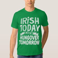 Green Beer Day Consequences Tees