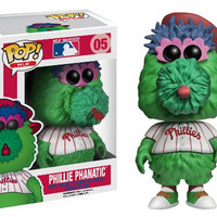 Funko Pop! Major League Baseball: Phillie Phanatic Vinyl Figure