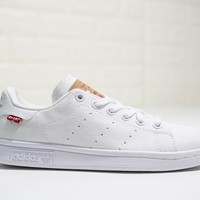"Levi's® x Adidas Stan Smith ""White"" Sneaker AD7999"