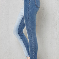 PacSun Forever Blue High Rise Jeggings at PacSun.com