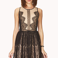 Romantic-At-Heart Lace Dress