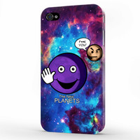The New Planets iPhone 4 | 4s Case, 3d printed IPhone case