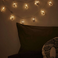 Hamsa Hand String Lights - Urban Outfitters