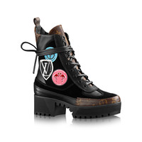 Products by Louis Vuitton: Checkpoint Platform Desert Boot
