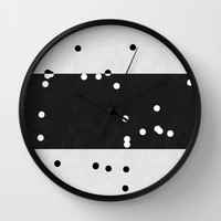 fractions Wall Clock by SpinL