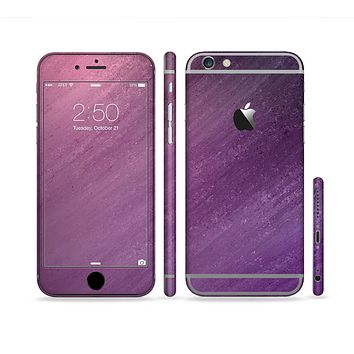 The Purple Dust Sectioned Skin Series for the Apple iPhone6s Plus