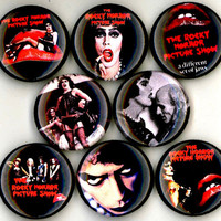 Set of 9 Rocky Horror Picture Show