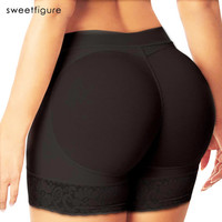Padded Panties Butt Lifter Control Panties Butt Enhancer Lift Hot Body Shapers Sexy Seamless Panties Push Up Women's Underwear
