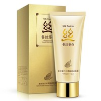 Fibroin foam cleanser  cleanser deep cleansing clean hydrating oil-control face washing product face care