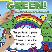 Boost Keep the Scene Green!: Earth-Friendly Activities (Boost Educational)