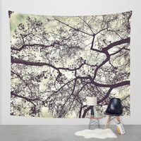 Come together right now over me. Wall Tapestry by DuckyB (Brandi)
