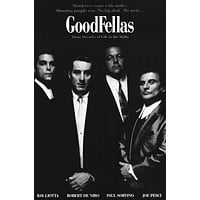 Goodfellas Movie Cast Poster 24x36