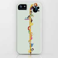 Welcome Princess Merida iPhone & iPod Case by Katie Simpson