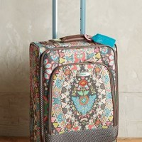 Oilily Coronation Rolling Carry-On in Carbon Size: One Size Accessories