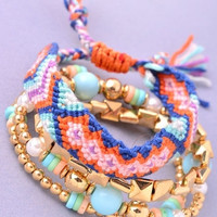 Arm Party Bracelet Set