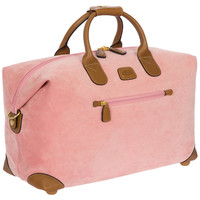 Bric's Life Medium Holdall, Pink at John Lewis