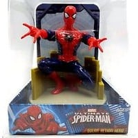 Spiderman Solar Action Hero Walgreens Exclusive Marvel New in package Ages 8+