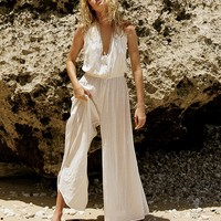 Free People Really Lovely Romper