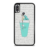 TIFFANY AND CO 2 iPhone X / XS Case