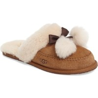 UGG® Hafnier Genuine Shearling Slipper (Women) | Nordstrom