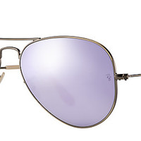 Ray-Ban RB3025 167/1R 58-14 AVIATOR FLASH LENSES Bronze-Copper sunglasses   Official Online Store US