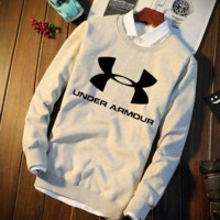 Unisex Under Armour Long Sleeve Pullover Sweatshirt