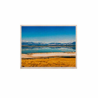 "Sylvia Coomes ""Reflection"" Nature Photography KESS Naturals Canvas (Frame not Included)"