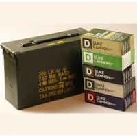 Limited Edition U.S. Military Field Box Gift Pack