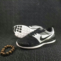 """NIKE"" Trending Fashion Black&White Mixed Colors Casual Sports Shoes"
