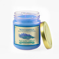 Winterfell Inspired Scented Soy Candle - Game of Thrones