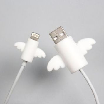 Wings USB Cable Protector (2 pcs) - cupi