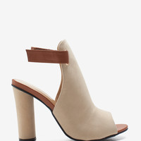 Debby Mod Muled Bootie