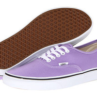 Vans Authentic™ Bougainvillea/True White - Zappos.com Free Shipping BOTH Ways