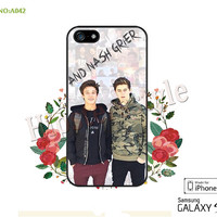 Magcon Boys Collage Phone Cases, iPhone 5/5S Case, iPhone 5C Case, iPhone 4/4S Case, Phone covers, Magcon Boys Collage Case for iPhone-A042