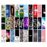 Free Shipping 1PC 85x24cm Skateboard Griptapes PVC&Silicon Graphic Skateboard Grip Tape Mini Longboard Deck Grips Sand Paper
