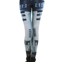 Star Wars R2D2 Leggings