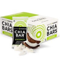 Health Warrior : Chia Bars, Coconut 15 pack
