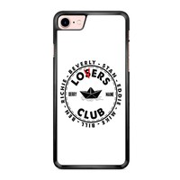 The Losers Lover Club White iPhone 7 Case