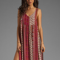 MINKPINK Maya Maxi Dress in Multi from REVOLVEclothing.com