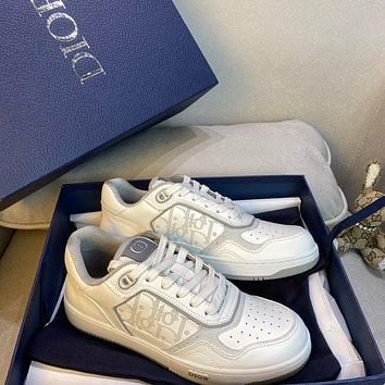DIOR Fashion and leisure Fancy sneakers