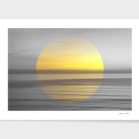 «Under The Sun - Exclusive Curioos Print», Limited Edition Fine Art Print by Horizon Studio - From $29 - Curioos