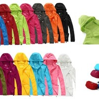 Waterproof Jackets hunting clothes casual coat  camping plus size