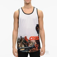 Crooks & Castles Corrupt Tank | Caliroots - The Californian Twist of Lifestyle and Culture