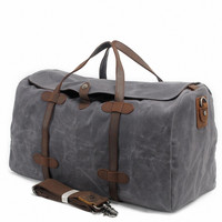 2017 Designer Men Duffle Bag Leisure Waterproof Travel Bag Luggage On Business Trip Large canvas Bags LI-1256