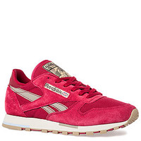 The Classic Leather Utility Runner in Triple Pink