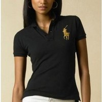 Beauty Ticks Ralph Lauren Polo Women Solides Polo Wrlpp051