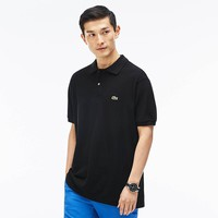 Men's Lacoste Embroidery Lapel Shirt Top Tee